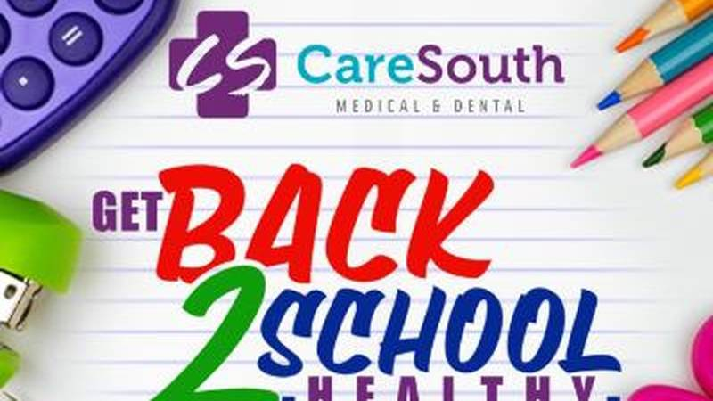 CareSouth Medical & Dental school back to school event.