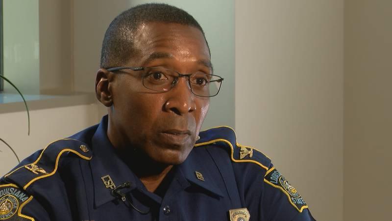 Louisiana State Police Col. Lamar Davis