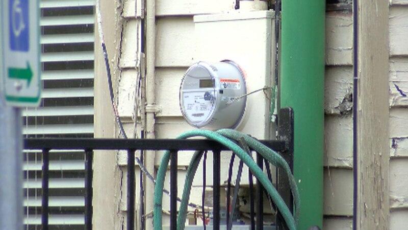 Advanced meter (Source: FOX 8 photo).