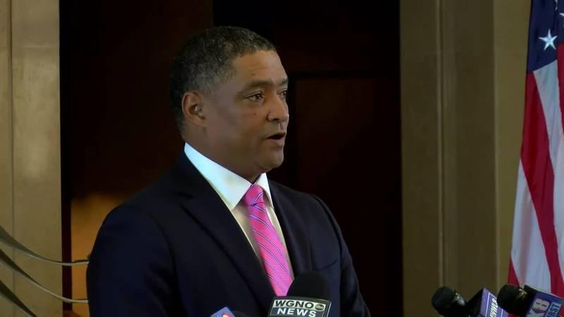 Congressman Cedric Richmond announces new role at White House