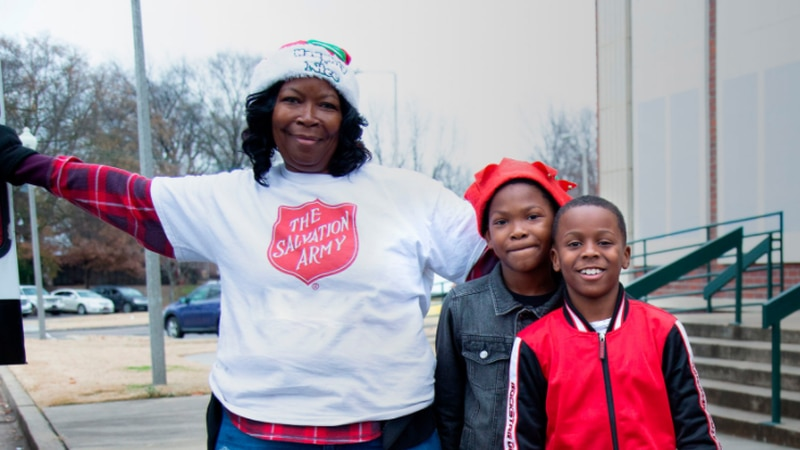This year, the Salvation Army's Angel Tree program will be done virtually.