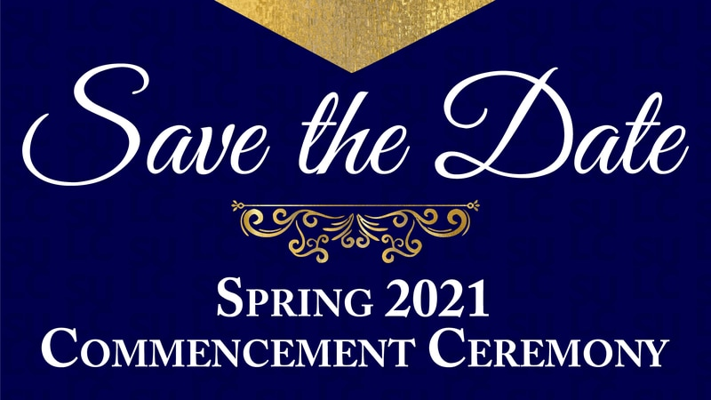 The Southern University Law Center will host its Spring 2021 Commencement Ceremony to celebrate...