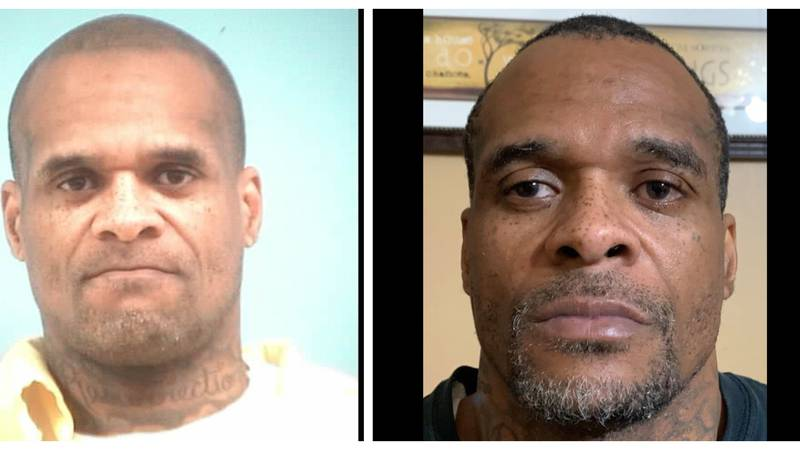 May before and after his arrest