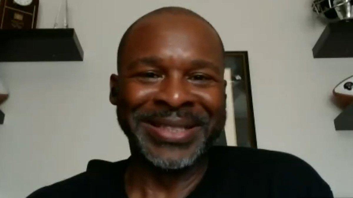 Former LSU wide receiver Wendell Davis