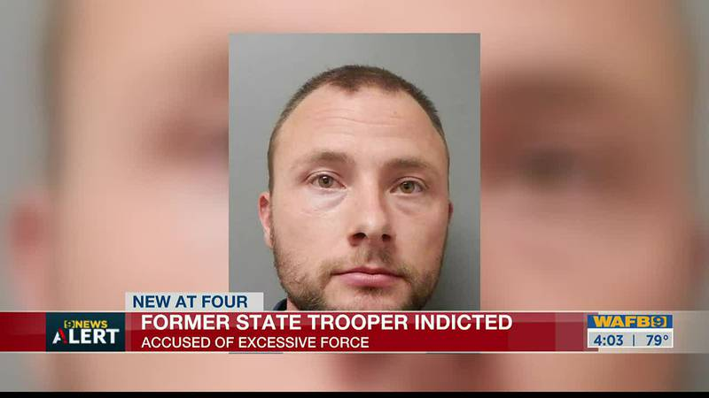 Former State Trooper Jacob Brown indicted on federal civil rights charge