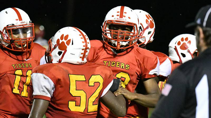 East Iberville Tigers