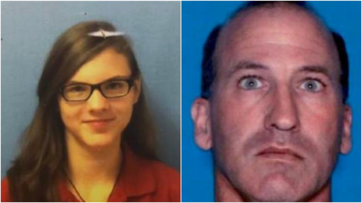 Investigators are seeking help locating 15-year-old Domeanna Spell, left, who is believed to be...
