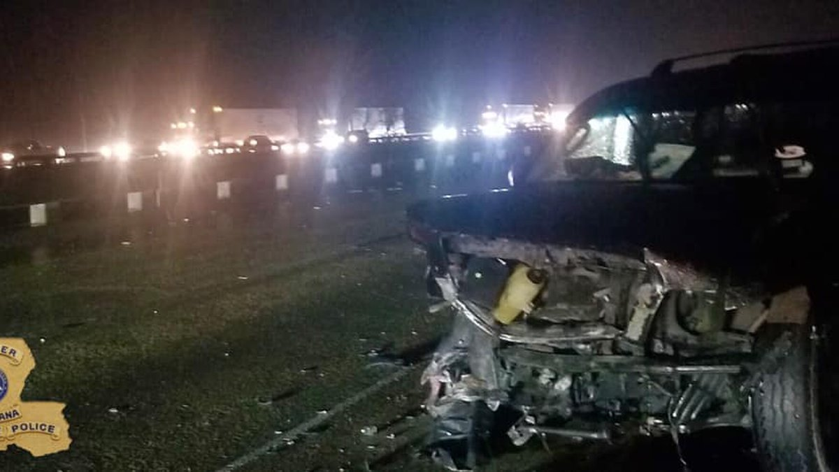I-10 closed from BR to Lafayette