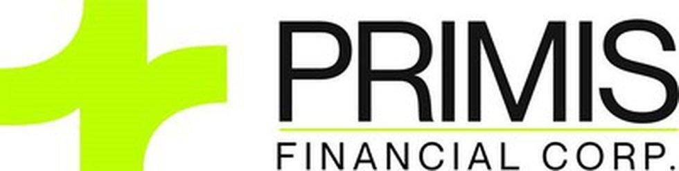(PRNewsfoto/Primis Financial Corporation)