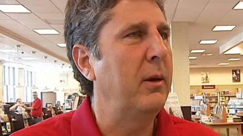 Former TTU Football Coach Mike Leach (KCBD File Photo)