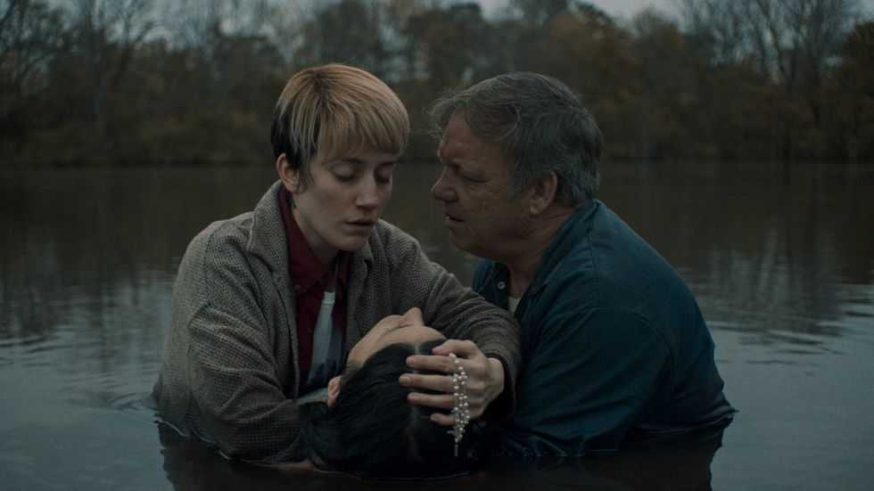 Lost Bayou tells the story of a struggling addict forced to reconnect with her estranged father...