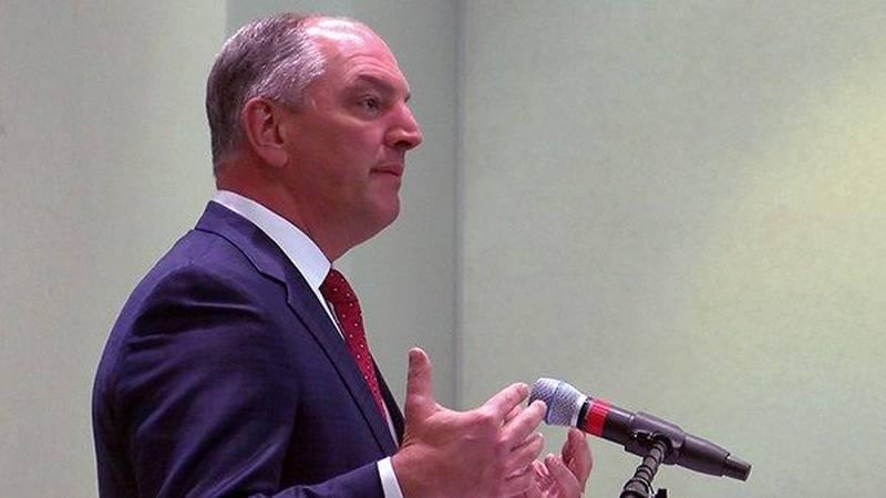 Governor John Bel Edwards (Source: WAFB)