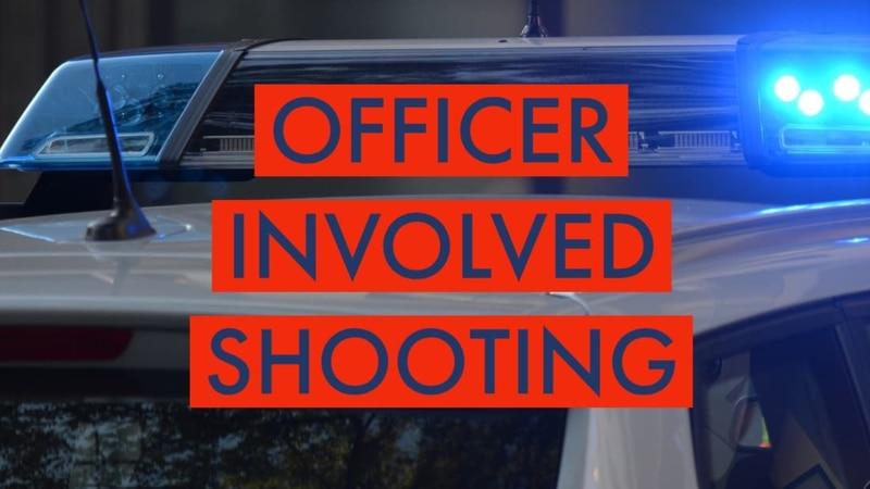 Officer-involved shooting reported in DeRidder.