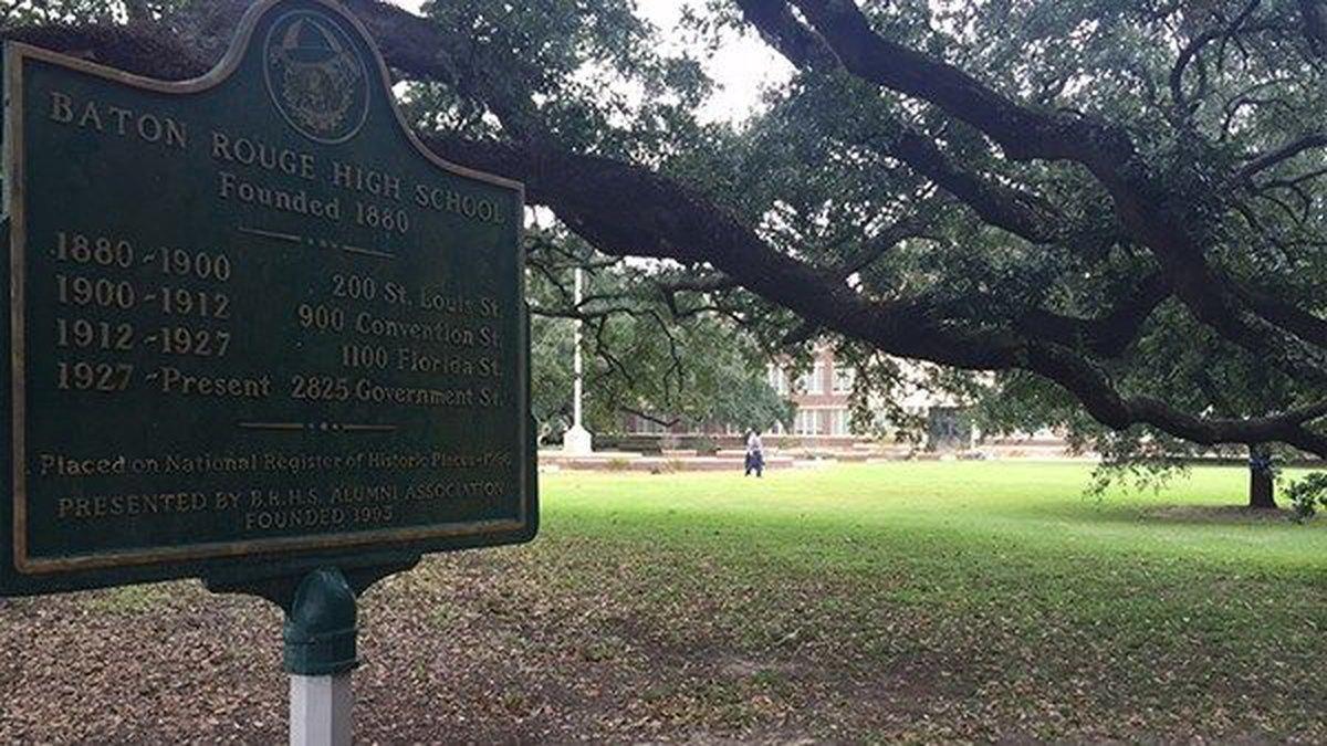 Baton Rouge Magnet High School (Source: WAFB)