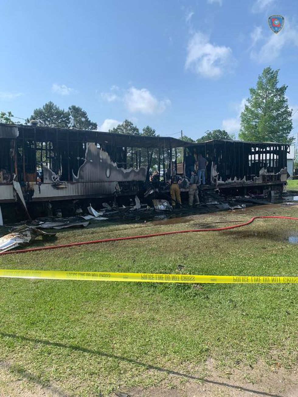 Authorities with the Louisiana State Fire Marshal's Office are investigating a fatal mobile...
