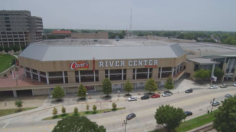 Raising Cane's River Center, downtown Baton Rouge (Source: WAFB)