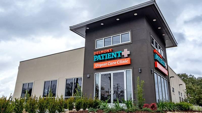 Delmont Patient Plus Clinic - Plank Road