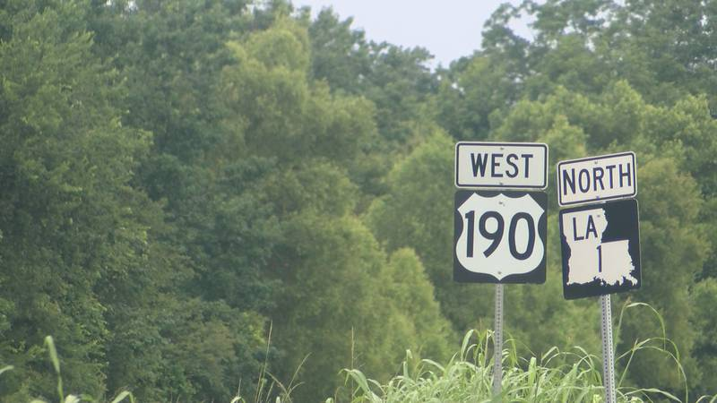 US 190 is getting some new repairs to help keep cars from getting damaged and to keep drivers...