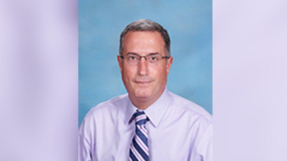 Principal Michael Comeau