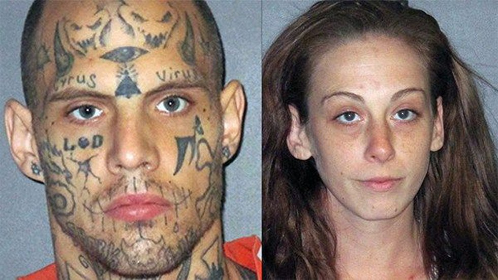 William Bottoms Jr., 27, and Megan Gaylord, 27 (Source: EBRSO)