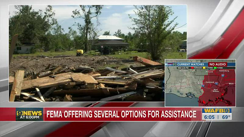 More people encouraged to apply for SBA loans following Hurricane Ida