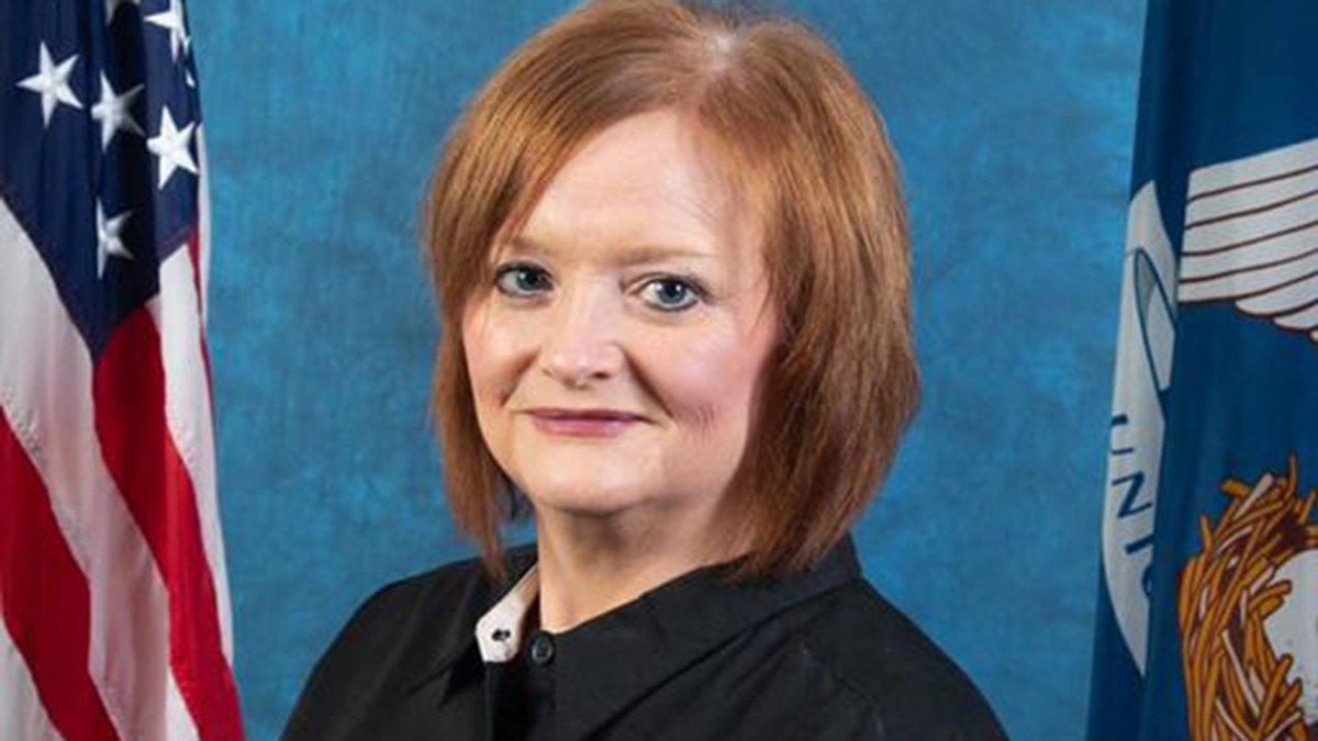 Deputy Laura James of the Livingston Parish Sheriff's Office