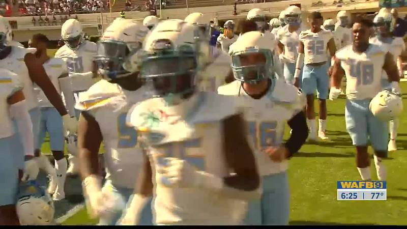 The Southern Jaguars report to fall camp Wednesday, August 4, as they'll be playing two...