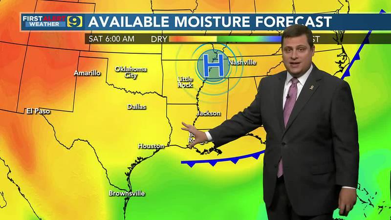 9News Alert at 4 weather Oct. 18, 2021