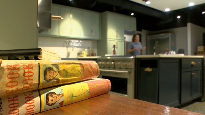 Milneck uses her mom's recipes for inspiration.