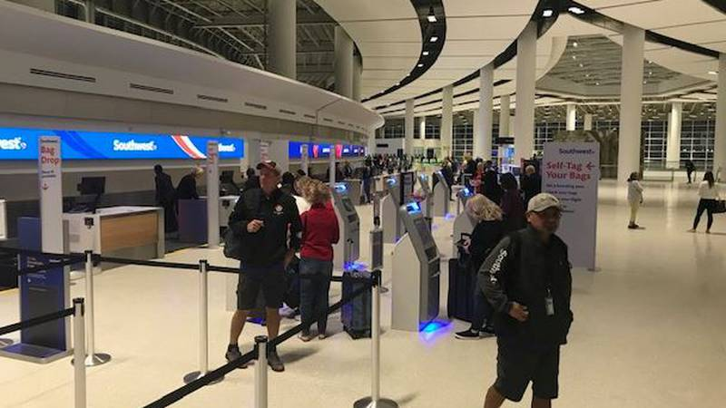 Wednesday (Nov. 6) marks the official opening of the new $1 billion terminal at Louis Armstrong...