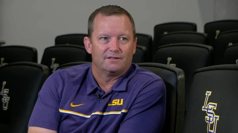 LSU Baseball Head Coach