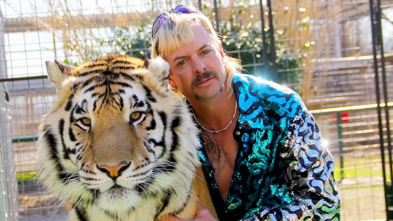 Tiger King on Netflix