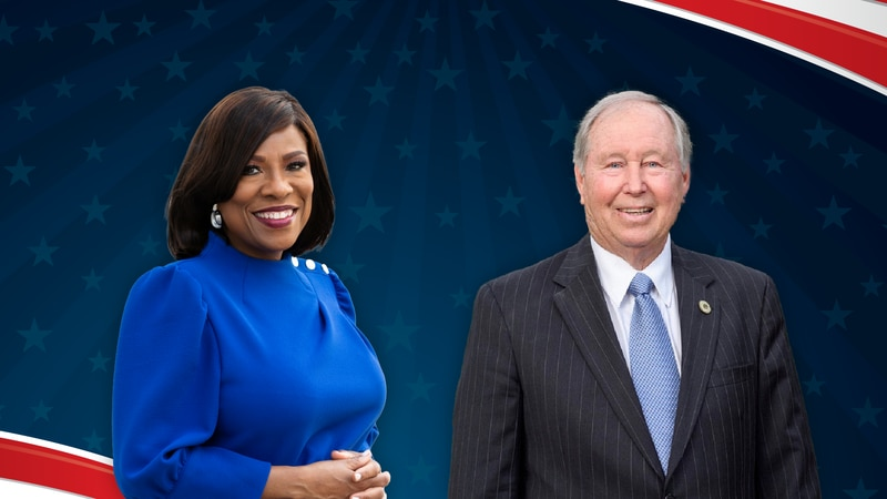 Both candidates in the runoff election for East Baton Rouge Parish Mayor-President, Sharon...
