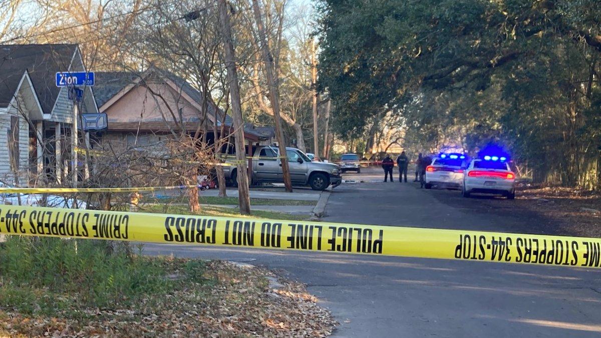Fatal shooting on N. 40th Street