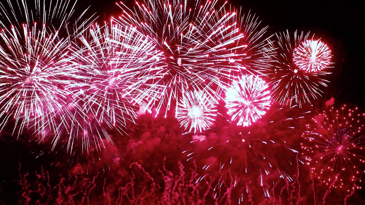 4th of July events moved due to rain.