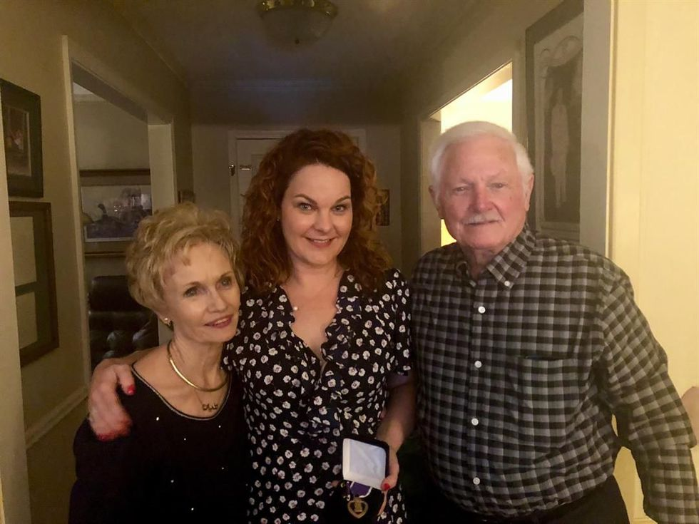 Dianne Blouin, Maggie Madden, and Ellis James (Source: WAFB)