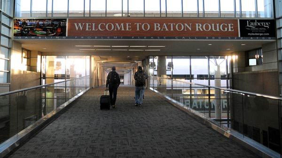 File photo of the Baton Rouge Metropolitan Airport. (Credit: Angela Major)