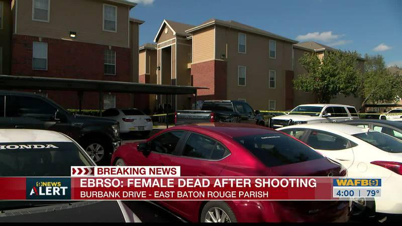 Burbank Drive deadly shooting