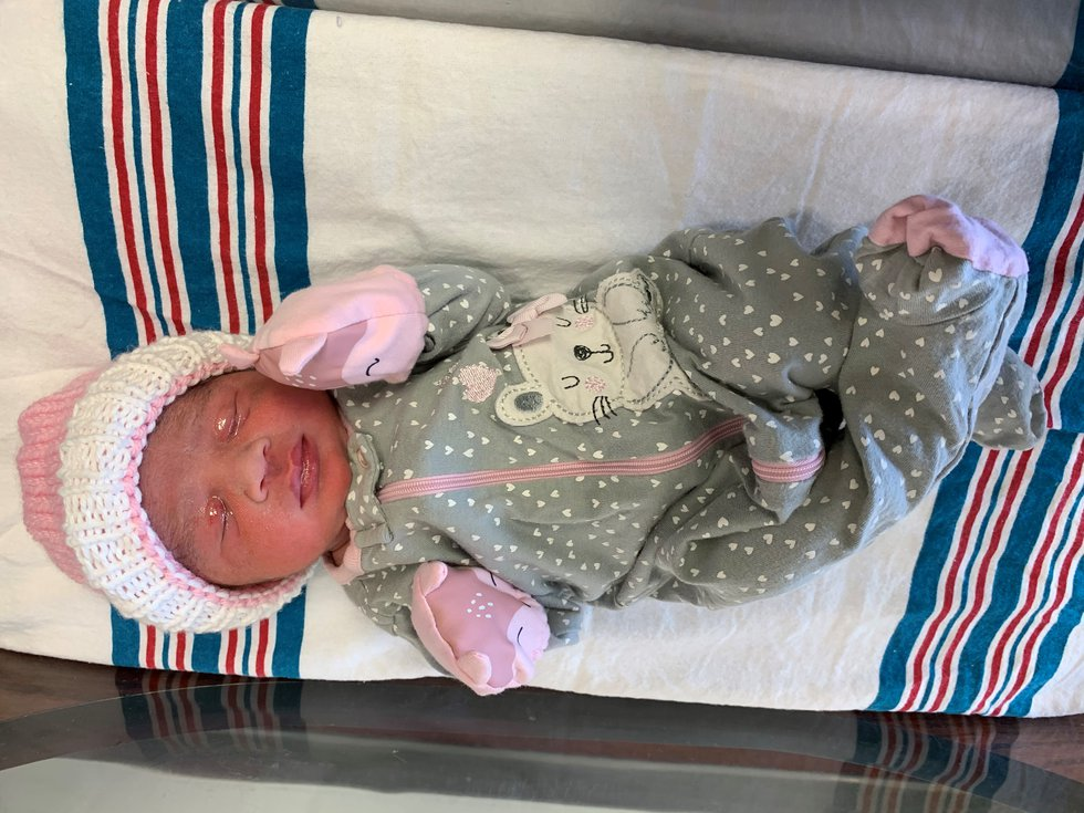 Baton Rouge General welcomes first baby of 2021