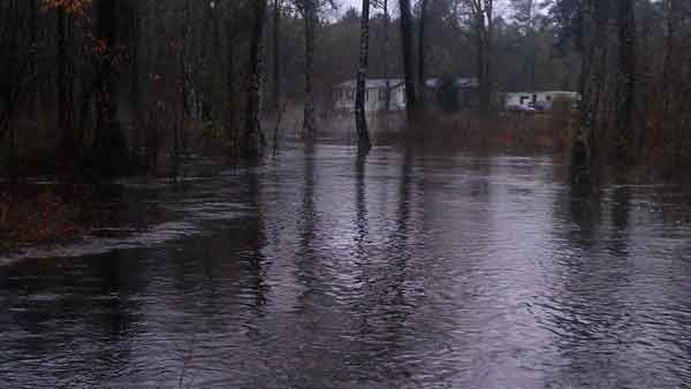 January flooding in Denham Springs, LA