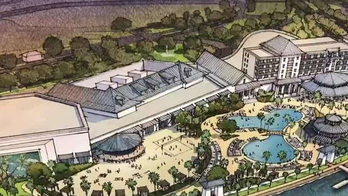 Peninsula Pacific Entertainment says it will spend $325 million on a proposed casino...