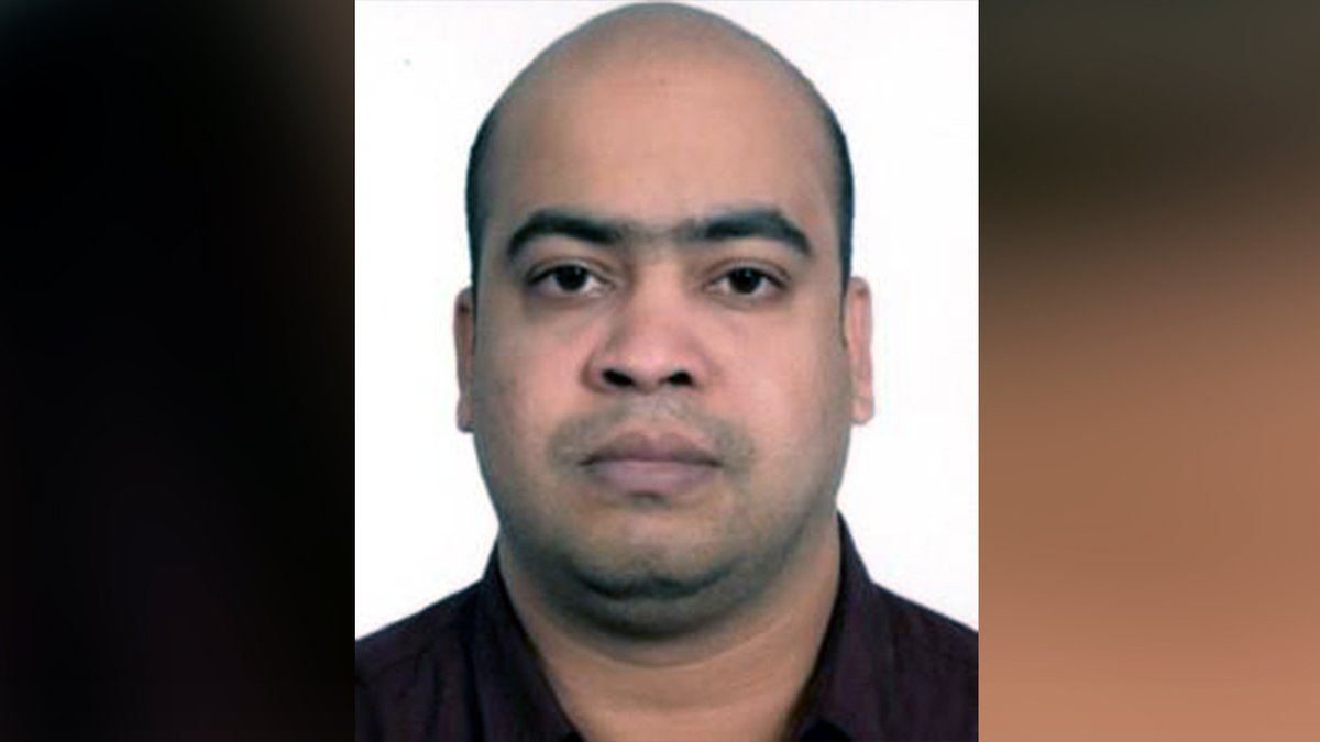 Prasad Valerian Dias, 36, is wanted by the U.S. Department of Homeland Security (Source:...