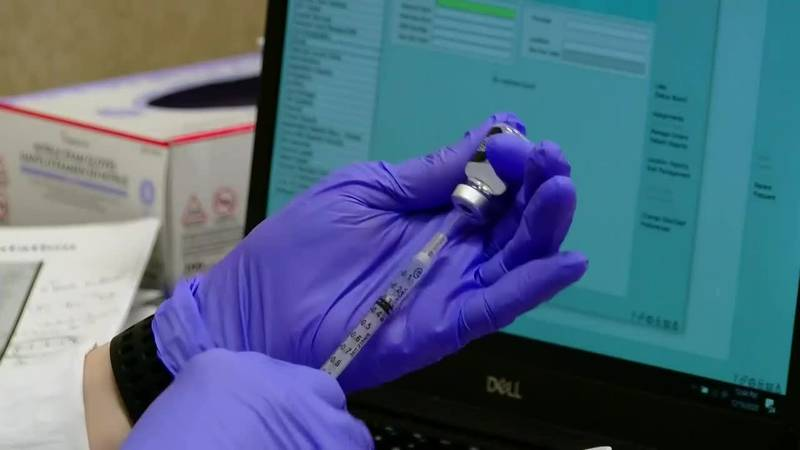 South Carolina begins receiving first shipment of second doses for vaccine recipients