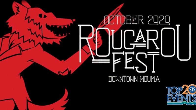 Rougarou Fest 2020