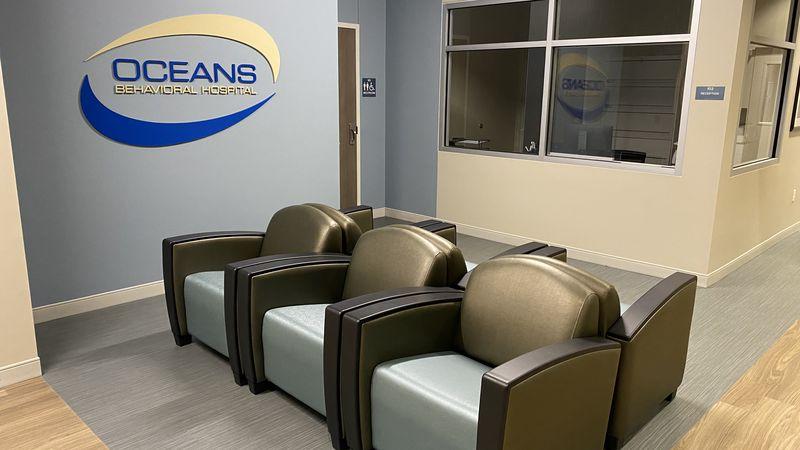 Oceans Behavioral Hospital.