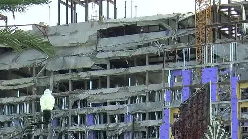 Hard Rock Collapse Could Be Affected By Weather