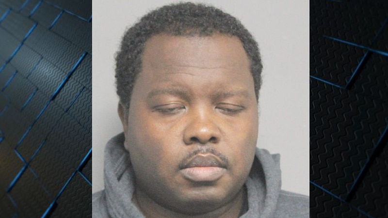 Former JPSO deputy Shannon Sims, 41, was arrested after allegedly pepper spraying someone...