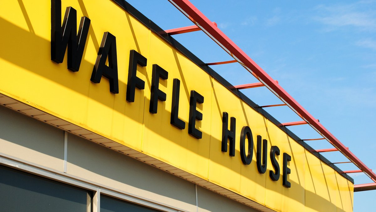 Waffle House spokesman Pat Warner says a scheduling miscommunication left the lone worker to...
