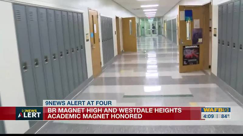 Baton Rouge Magnet High and Westdale Heights among 8 Louisiana schools honored with national...