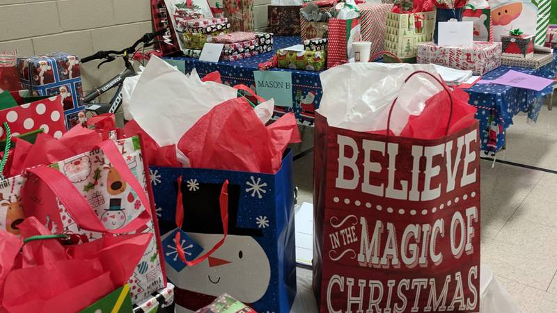 Giving Tuesday donations help make sure all of Nazareth's residents have a good Christmas.